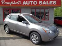 2008 Nissan Rogue AWD!! AIR!! CRUISE!! PW!! PL!! NEWLY INSPECTED