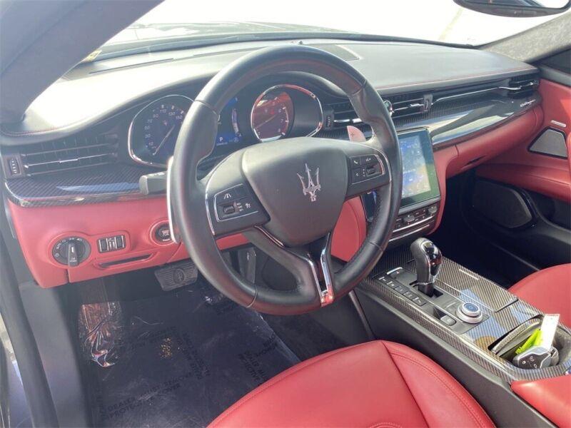 Image 22 Voiture Européenne d'occasion Maserati Quattroporte 2017
