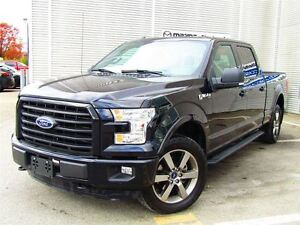 2016 Ford F-150 19500KM  SPORT SUPERCREW 4X4 MOTEUR 5L CLIMATISE