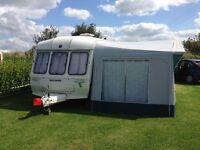 Bucaneer Elan Caravan - 2 berth - totally dry - The very best quality - Outstanding condition