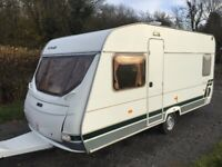 Lunar 4 berth fixed bed 2003 year