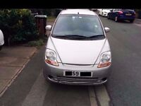 chevrolet matiz 1 litre in silver new cam belt and recent tyres ready to go long mot