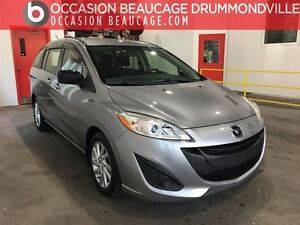 2015 Mazda MAZDA5 GT - 6 PASSAGERS - TOIT + CUIR!!