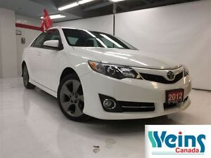 2012 Toyota Camry 1 OWNER , SE , LOW MILAGE