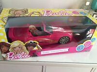 Brand new barbie remote control car