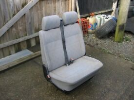 Volkswagon T4 rear double seat
