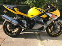 Used Gsxr for Sale in Nottinghamshire | Motorbikes