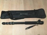 Giottos Monopod for sale! Amazing condition - Shoulder bag included - MM-5541