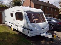 Caravan Sterling Europa 540 6 Berth