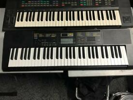 Casio ctk-2400 Electronic Electric Digital music keyboard with stand