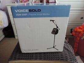 TC-HELICON VOICE SOLO VSM 200 PASSIVE VOCAL MONITOR