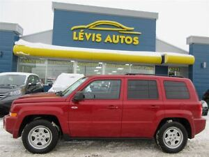 2010 Jeep Patriot NORTH ÉDITION 8 PNEUS 90200 KM !
