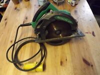 Hitachi C7sb2 Circular saw 110V