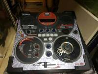 Yamaha dj x mixing