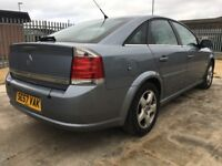 2008 57 VAUXHALL VECTRA 1.9 CDTI 120 EXCLUSIVE 5 DR HATCHBACK BARGAIN 12 MONTH'S M.O.T