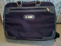 Samsonite suitcase travel bag