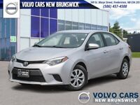 2015 Toyota Corolla CE AUTO | AIR | ONLY $70/WK TAX INC. $0 DOWN Fredericton New Brunswick Preview