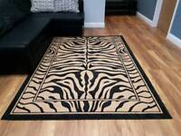 Beautiful Carpet Rug. Like New. Only £45 *Delivery available*