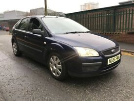 FORD FOCUS 1.6 LX 2005 MINT RUNNER 12 MONTHS MOT FULL SERVICE HISTORY * TOW BAR *