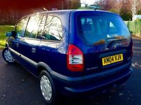 Zafira MPV Diesel Cd plyer Toe Bar New CD Player 1 Former keeper New winter Tyers been replaced