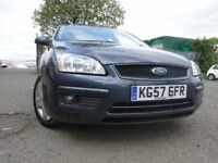 57 FORD FOCUS STYLE 1.6,5 DOOR,MOT NOV 018,2 OWNERS,2 KEYS,FULL SERVICE HISTORY,VERY RELIABLE CAR