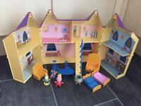 Peppa pig castle