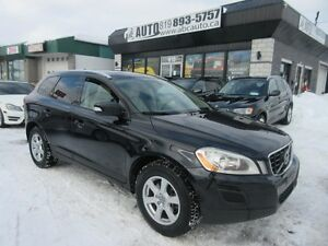 2011 Volvo XC60 Niveau II (AWD, Sunroof, Heated seats)