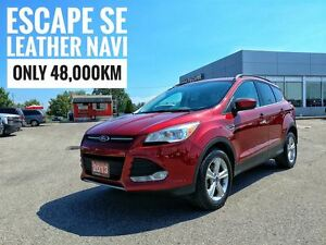 2013 Ford Escape SE Leather Navigation  FREE Delivery