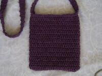 Crochet Over the Shoulder Bag