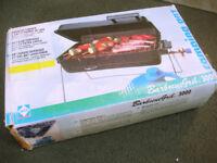 Barbecue Grill 3000 Portable Lava Rock Gas Barbecue