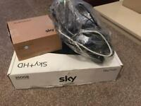Sky hd box/router