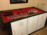 Pool / air hockey/ table tennis