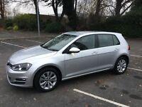 Volkswagen Golf 1.4 TSI match only 5,600 miles not diesel