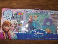 Disney Frozen Giant Art & Activity set