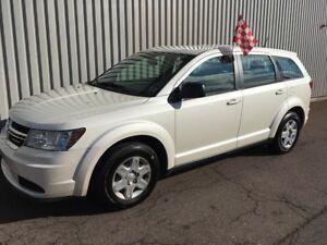 2012 Dodge Journey CVP/SE Plus VERY LOW KMs ON THIS EXCELLENT...
