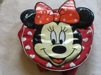 Disnep mike mouse backpack mini red used £3