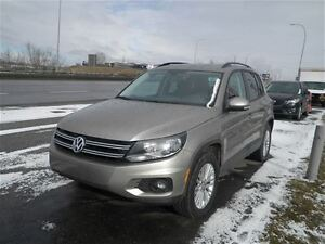 2016 Volkswagen Tiguan Comfortline | Heated Seats | Bluetooth