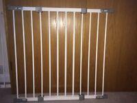 Stair gate - Baby Dan Metal