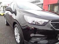 Vauxhall Mokka X DESIGN NAV CDTI S/S (black) 2017-02-06