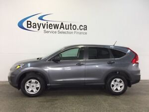 2016 Honda CR-V LX- AWD! HEATED SEATS! A/C! REV CAM! BLUETOOTH!