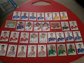 World Cup 2018 Russia Stickers