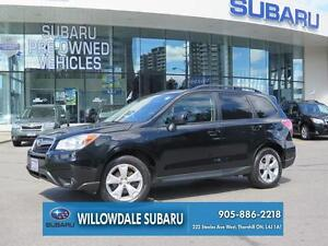 2014 Subaru Forester 2.5i Touring Automatic No Accidents Off Lea