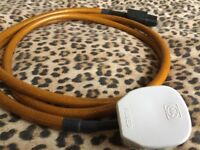 Chord Co. Power Chord mains cable