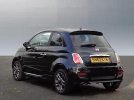 Fiat 500 S (black) 2013-09-27