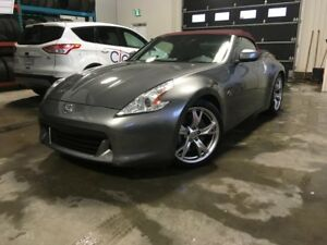 2012 Nissan 370Z Roadster décapotable