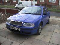 skoda octavia classic TDI , 2004 1.9 diesel ex taxi