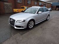 AUDI A4 B8 S-LINE 2.0 TDI AVANT ESTATE BREAKING SPARES PARTS SALVAGE