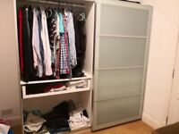 IKEA PAX Wardrobe for sale - Excellent Condition