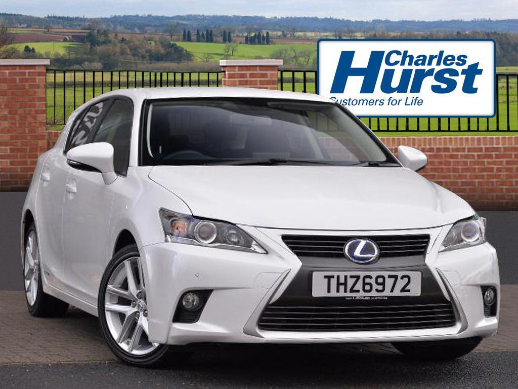 lexus ct 200h advance white 2015 10 30 in county antrim gumtree. Black Bedroom Furniture Sets. Home Design Ideas