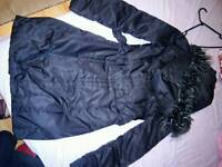 long women's jacket